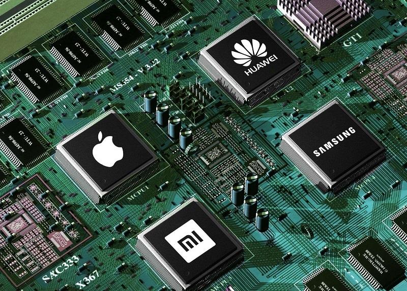 华为去年芯片采购支出超201亿美元,成为全球第三大芯片买家