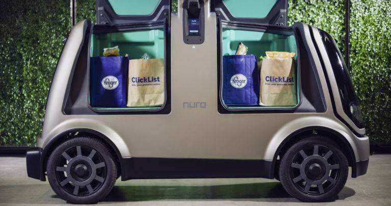 软银重金加注无人货运,9.4亿美元投资机器人公司Nuro