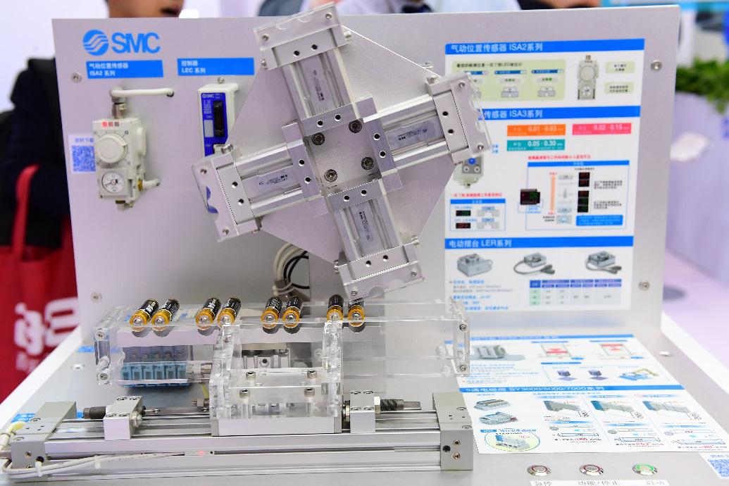 SIAF 广州工业自动化展重点呈献工业机器人核心技术,实现智能制造