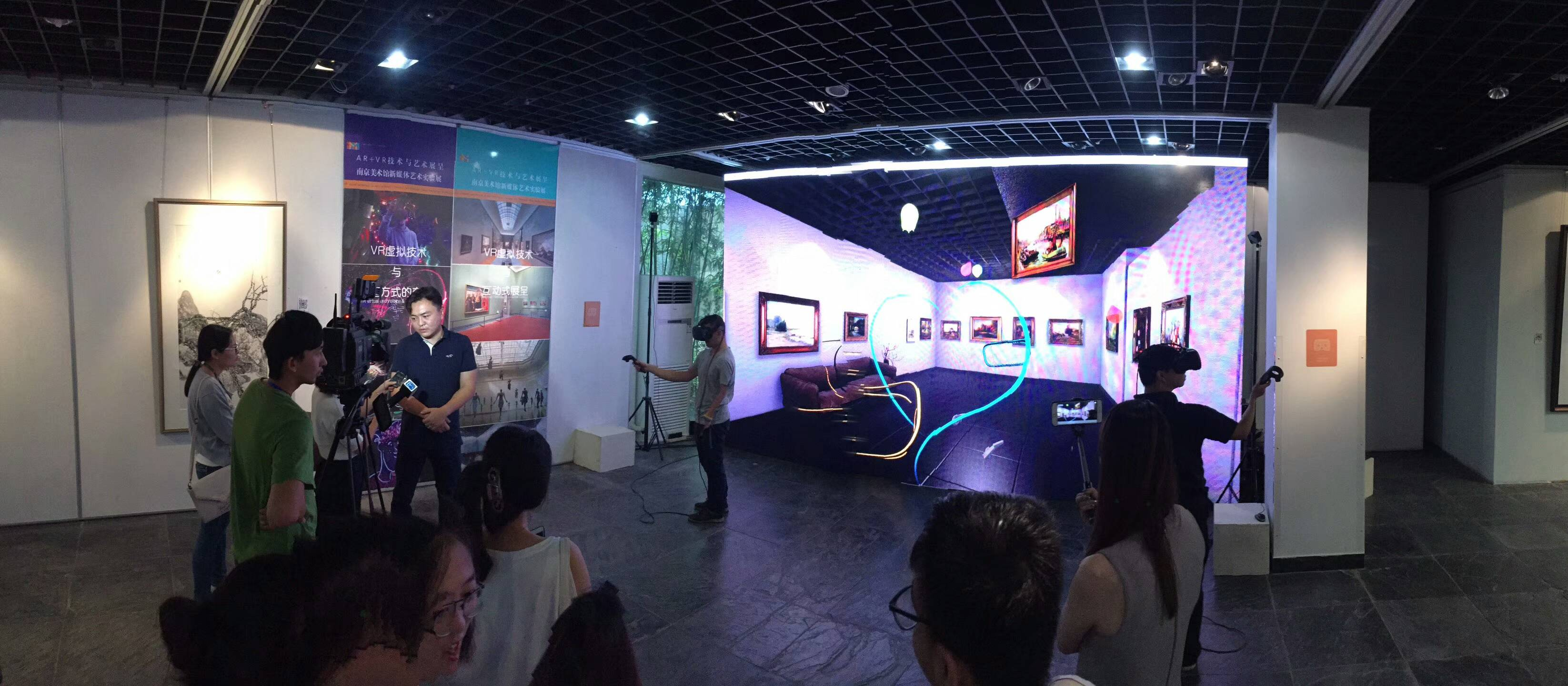 嘿蘑法王亮:用VR给青年艺术家创造更多机会