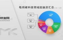 镁客网每周硬科技领域投融资汇总(3.10-3.16),英伟达大手笔发起芯片收购案