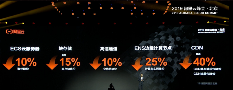 All in Cloud!阿里云重磅发布十年新战略,达摩院年售芯片已达2亿片!