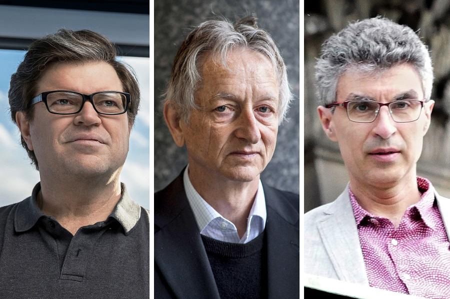 AI大熱,三位深度學習先驅贏得2018年圖靈獎