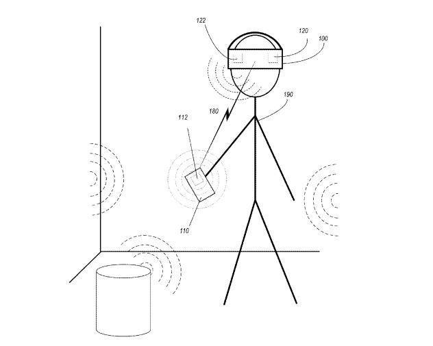 苹果推出VR新专利,可提供超声波定位追踪