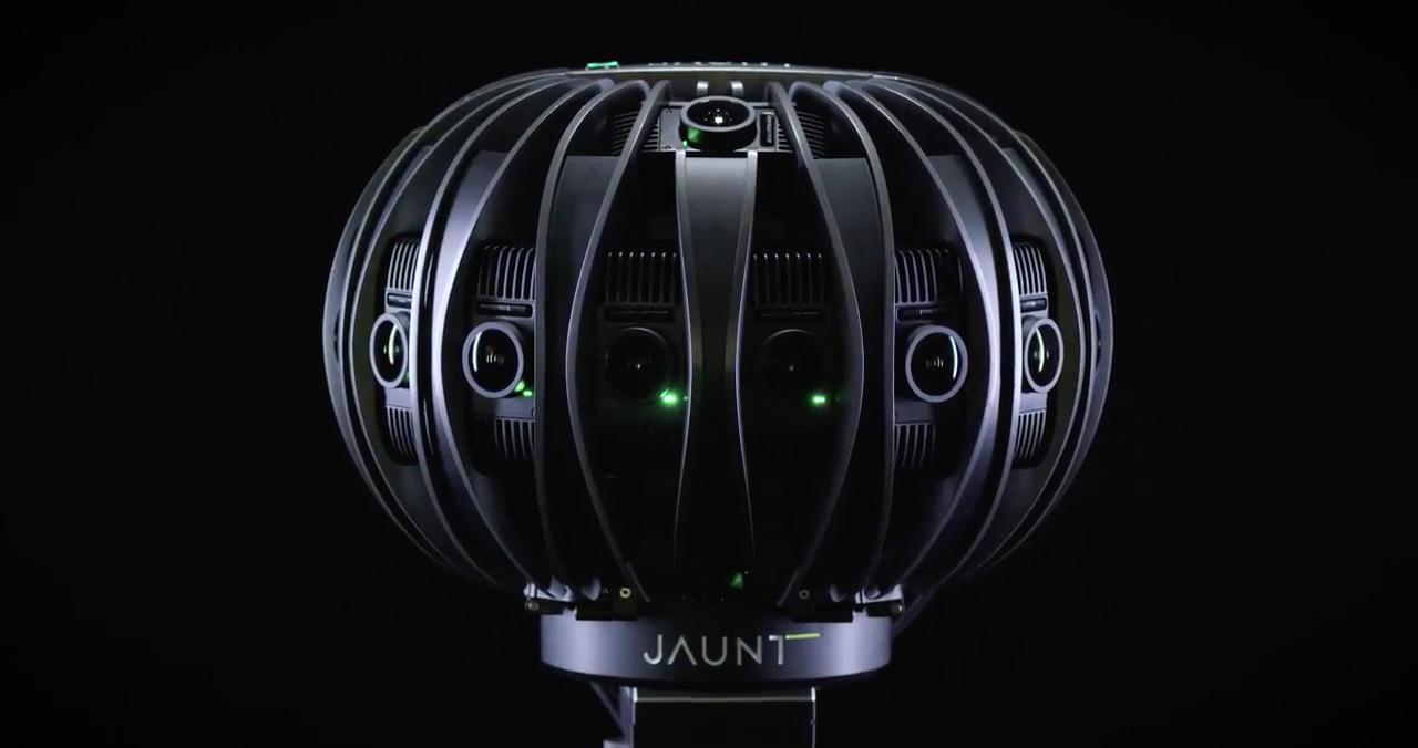 苹果又挖VR界大牛,这次是Jaunt 的创始人
