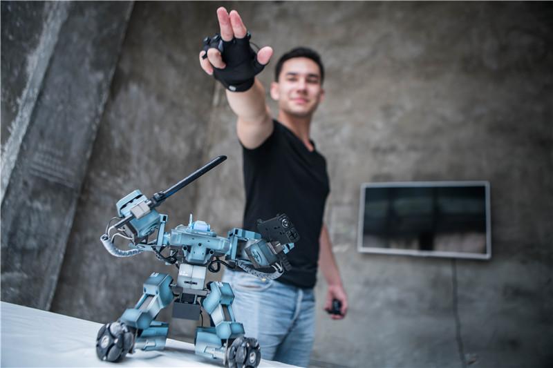工匠社招俊健:做消费级机器人,首先需要打动自己