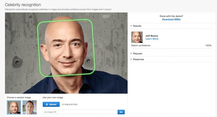 是否向政府出售争议性的人脸识别系统?亚马逊股东下个月将投票决定