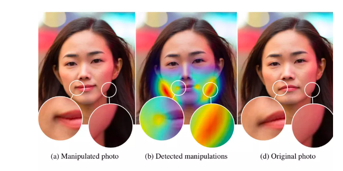 Adobe公布新成果,用AI识别照片是否被修